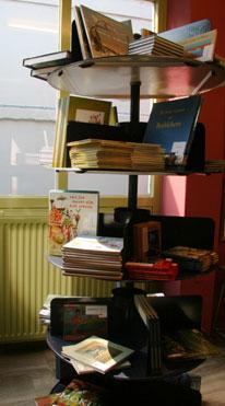 Boeken en kaartjes